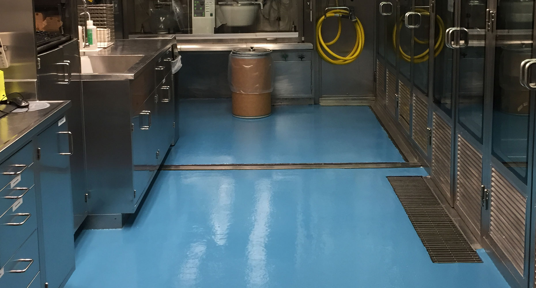 Heavy Duty Epoxy Flooring Services : Polished concrete floors ct epoxy flooring heavy duty